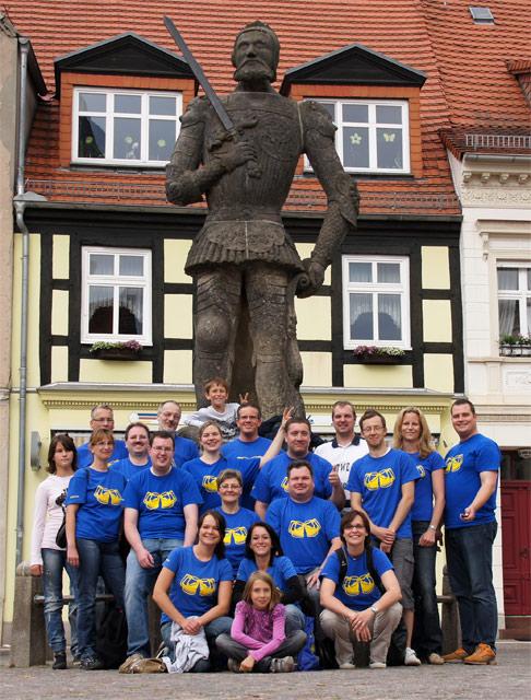 Gruppenfoto Gildentreffen 2011